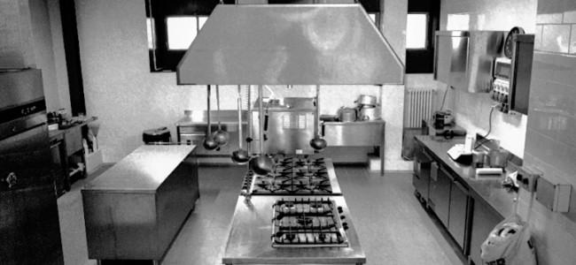 cucina del laboratorio cingoli