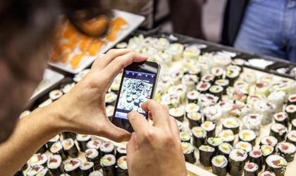 sushi maki e nigiri