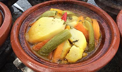 corso di cucina mediorientale - Cuscus falafel humus babaganoush tabulé