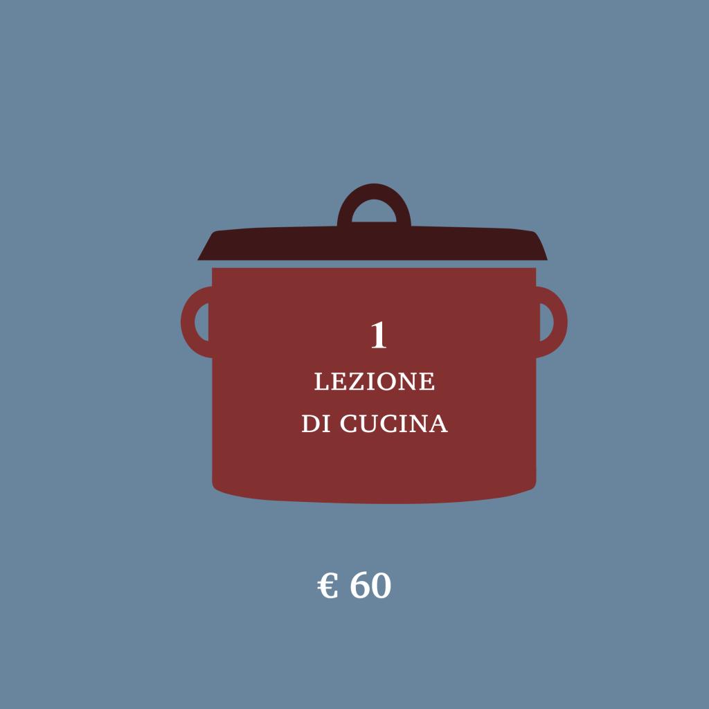 offerte regalo lezioni di cucina 2018/2019 - 1 lezione di cucina