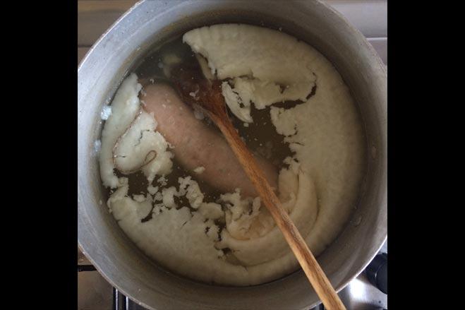 Cottura del cotechino morbidissimo laboratorio cingoli