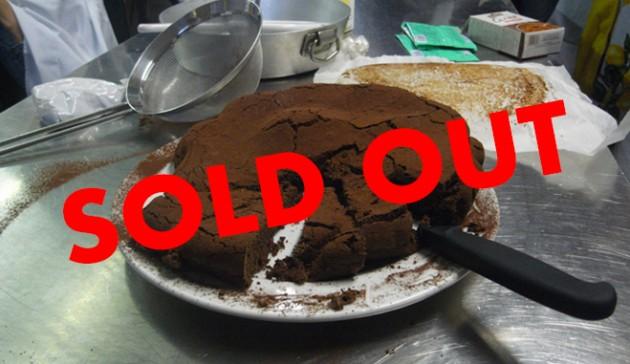 lezione Cucina Classica i Dolci sold out