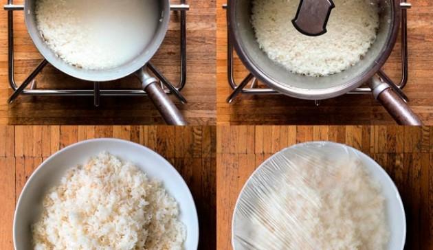 cottura del riso come fanno in oriente