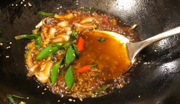 Cucina Cinese - la tecnica del wok