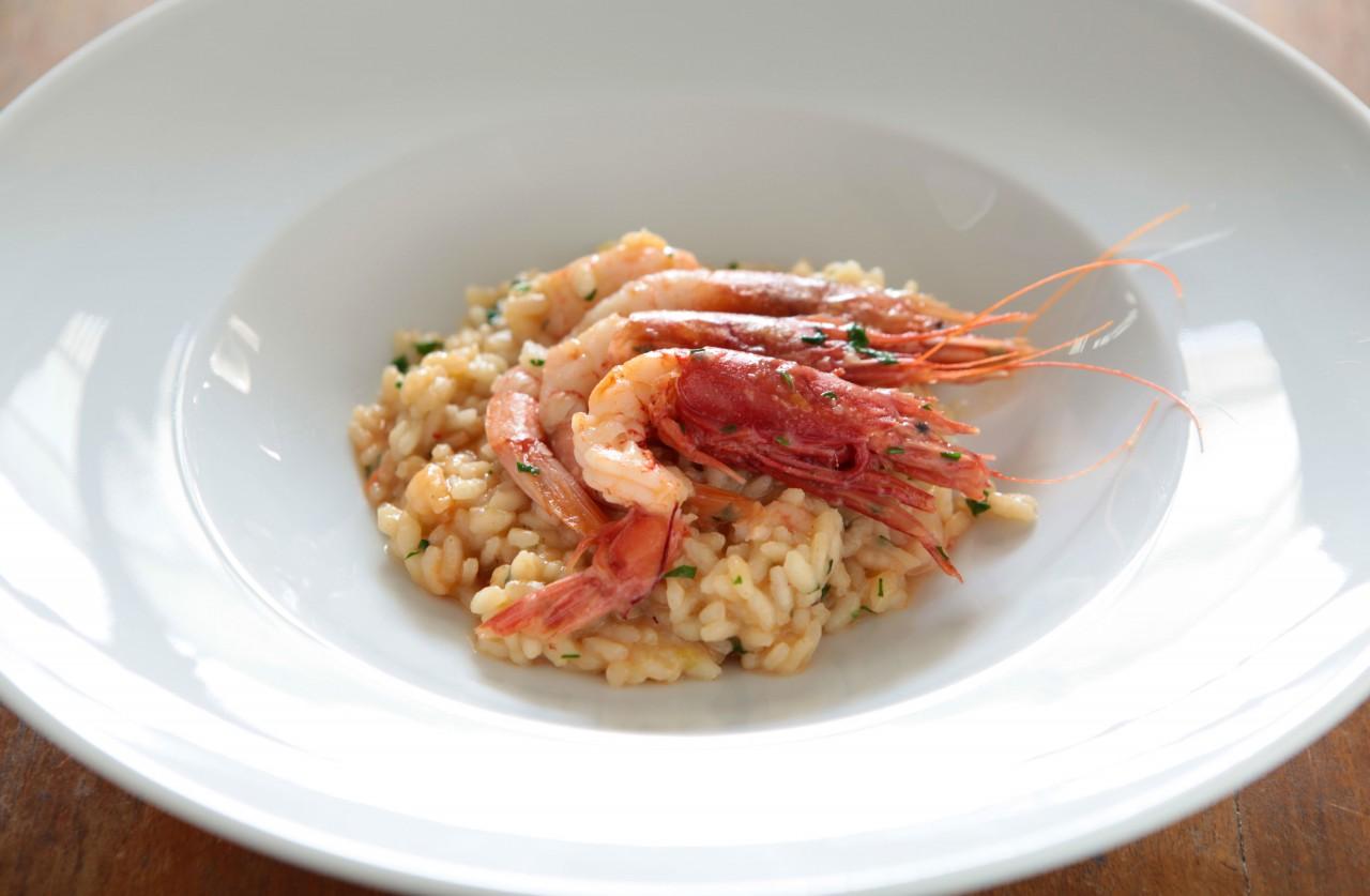 risotto-ai-gamberi-rossi-di-sicilia - aggiungi un poco di parmigiano