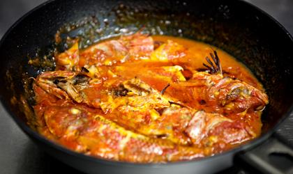 corso di cucina classica: il pesce
