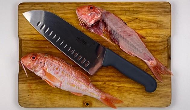 Ricetta sfilettare il pesce