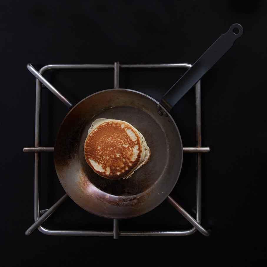 cottura del pancakes
